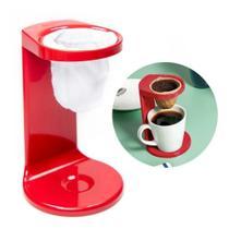 Passador de cafe com filtro sustentavel pc 1100 - Ou -