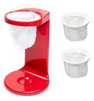 Passador De Café Individual Mini Coador De Café C/2 Filtros - Ou