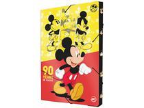 Pasta com Aba 23,2x33,2cm DAC com Elástico - Mickey Mouse DAC 2591