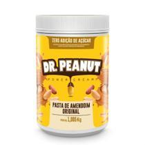 PASTA DE AMENDOIM (1Kg) - Original - Dr Peanut - Dr Peanult