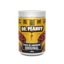 Pasta De Amendoim (1kg) - Original - Dr Peanut -
