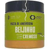 Pasta de Amendoim Beijinho Cremoso Original Blend 450g -
