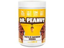 Pasta de Amendoim Dr. Peanut - Original - 1kg - c/ Whey Isolado - Dr Peanut