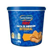 Pasta de Amendoim Integral First 1,010kg - Santa Helena -