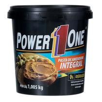 Pasta de Amendoim Power1One Tradicional 1,005kg -