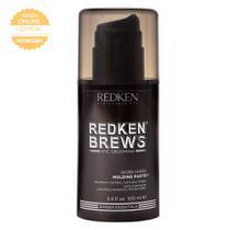Pasta Modeladora Redken - Brews Work Hard Molding Paste -