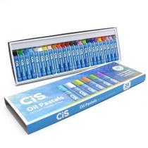 Pastel Oleoso Cis  024 Cores -