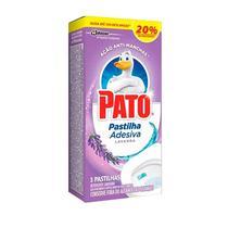 Pastilha adesiva lavanda 3 unidades - Pato -