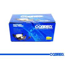 Pastilha de Freio Cobreq Dianteira para GM MONTANA 1.4 8V LS 2001 - 2001 -