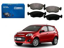 Pastilha freio dianteira cobreq fiat novo palio 1.6 2012 a 2019 -