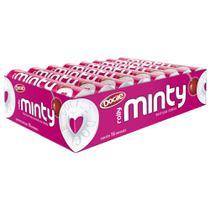 Pastilha Rolly Minty Cereja c/16 - Docile -