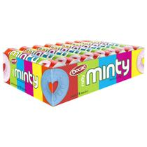 Pastilha Rolly Minty Fruit c/16 - Docile -
