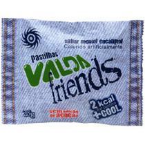 Pastilha Valda Friends 25g -