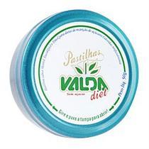Pastilhas Valda Diet 50g -
