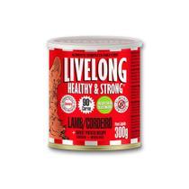 Patê de cordeiro para Cães 300g - Livelong -