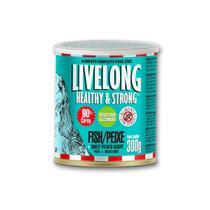 Patê de peixe para Cães 300g - Livelong -