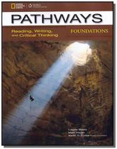 Pathways Foundations - Reading and Writing - Student Book + Online Workbook Access Code - Cengage