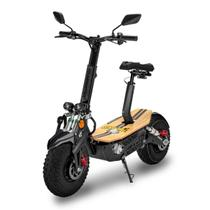 Patinete Elétrico Off-Road TD Monster 1600w Preto/Preto - Two Dogs
