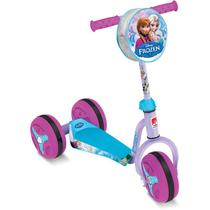 Patinete Frozen - Brinquedo Bandeirante - Bandeirantes