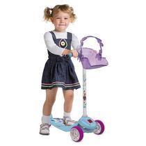 Patinete Skatenet Kid - Frozen 2 - Bandeirante -