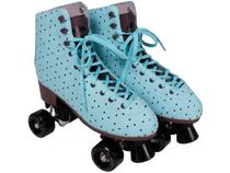 Patins 4 Rodas Bel Fix Weekend Azul -