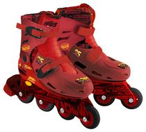 Patins Carros Disney 33 Ao 36 - DTC -