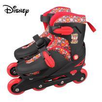 Patins Detona Ralph Disney Feminino  Masculino Calçado 36 37 - Dtc