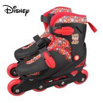 Patins Detona Ralph Disney Feminio E Masculino Calçado 34 35 - Dtc