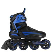 Patins Gonew Fitness Flexx Pro In line ABEC 9 Base de Alumínio