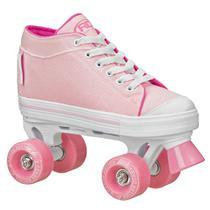 Patins Infantil Zinger Girls Para Meninas 33/34 - Roller Derby -