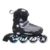 Patins Inline Freestyle Tamanho 33 Ahead Sports Azul