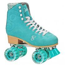 Patins Quad - Candi Girl Carlin Seafoam - Tamanho 35 - U774SF06 - Roller Derby -