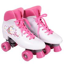 PATINS QUAD LOVE BRANCO - 35 - Belfix - Bel fix