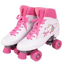 PATINS QUAD LOVE BRANCO - 36 - Belfix - Bel fix