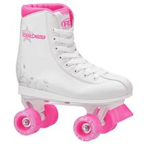 Patins Quad Roller Derby Star 350 Girl Branco