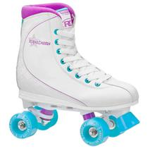 Patins Quad Roller Derby Star 600 Woman Branco