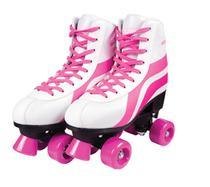 Patins Quad Roller Skate 4 Rodas 34/35 Branco Fênix - Fenix