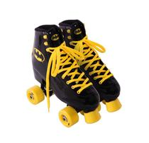 Patins Roller Quad Batman Vinil - 37 - Warner