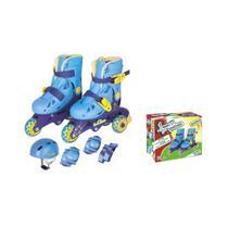 Patins Triline Azul 30-33 - Fenix -
