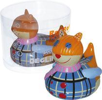 Pato de Banho Ronronos, o Gato Deglingos -