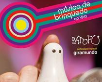 Pato Fu Musica De Brinquedo Ao Vivo Cd - Deck