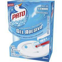Pato Gel Adesivo Sanitário Marine com 6 Discos -