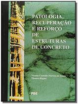 Patologia, recuperacao e reforco de estruturas de - Pini -