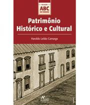 Patrimonio Historico E Cultural - Aleph -