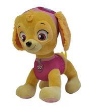 Patrulha Canina Pelúcia Skye Grande 30cms - Sunny