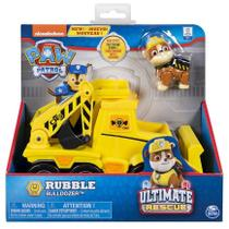 Patrulha Canina Ultimate Rescue Rubble Bulldozer Sunny 1391
