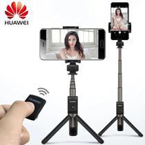 Pau De Selfie Tripé Huawei Honror Bluetooth Iphone e Android -