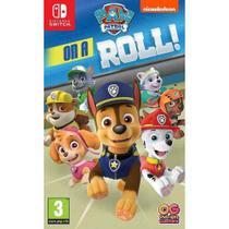 Paw Patrol: On A Roll! Nintendo Switch Midia Fisica -