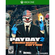 Payday 2 Crimewave Edition - Xbox One - Microsoft
