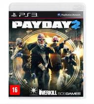 Payday 2 Ps3 - 505 Games